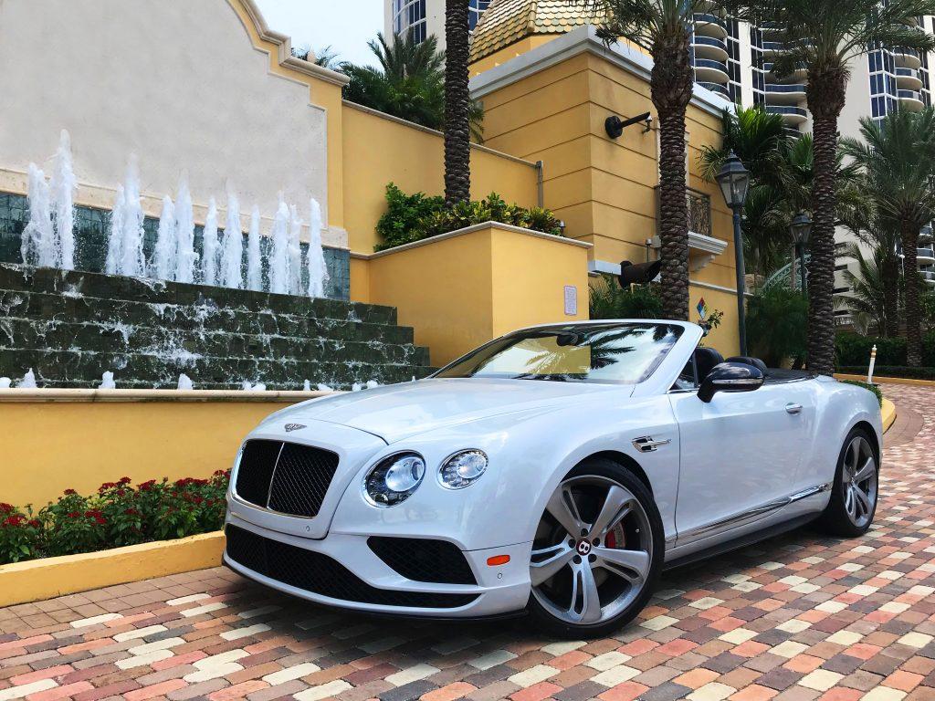 Exotic Car Rental South Beach Miami Discounted Rates Lamborghini