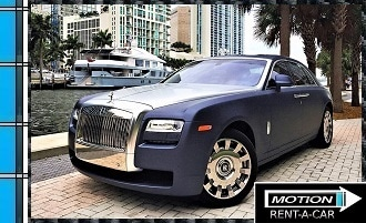 Miami Car Rental Rates South Beach Miami Discount Cheap Exotic - Rolls royce rental fort lauderdale